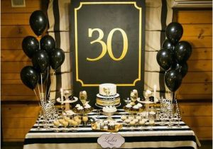 30th Birthday Party Decorations For Men 23 Cute Glam Ideas Girls Shelterness