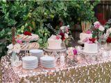 30th Birthday Table Decorations Kara 39 S Party Ideas Sparkly 30th Birthday Bash Kara 39 S