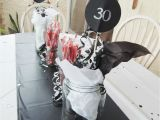30th Birthday Table Decorations Kids and Deals A 30th Birthday Party for My Husband