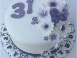 31st Birthday Gift Ideas for Her Happy 31st Birthday Fondant Cake Kim Birthday Ideas