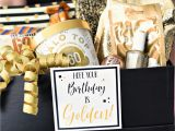 31st Birthday Gifts for Him Golden Birthday Gift Idea Fun Squared
