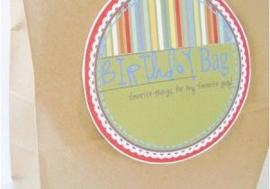 31st Birthday Presents for Him Birthday Bag Diy Gifts for Boyfriends and Husbands for