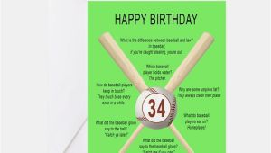 34th Birthday Card Funny 34th Birthday Funny 34th Birthday Greeting Cards