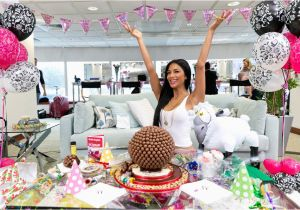 35th Birthday Gift Ideas For Her Nicole Scherzinger Puts On A Brave Face To Celebrate