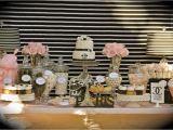 35th Birthday Party Decorations Coco Chanel Parisian Birthday Party Ideas Photo 1 Of 13