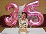 35th Birthday Party Decorations Photos From Laide Bakare S 35th Birthday Party In the Us