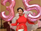 35th Birthday Party Decorations Star Actress Laide Bakare Celebrates 35th Birthday In Usa