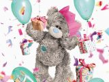 3d Holographic Birthday Cards 3d Holographic Birthday Celebration Me to You Bear