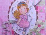 3rd Birthday Card Girl A Little Bit Of Sparkle Little Girls 3rd Birthday Card