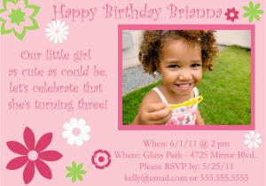 3rd Birthday Invitation Wording Boy Templates