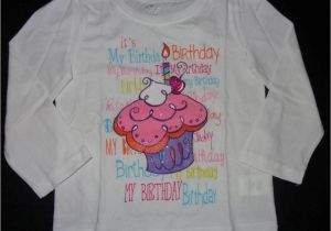 3t Birthday Girl Shirt Birthday Girl or Boy 2t 3t 4t 4 5 6 7 8 10 12 Long Sleeve