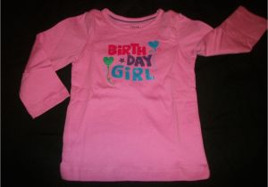 3t Birthday Girl Shirt New Girls Size 3t 4t 5t Birthday Girl Shirt Ebay