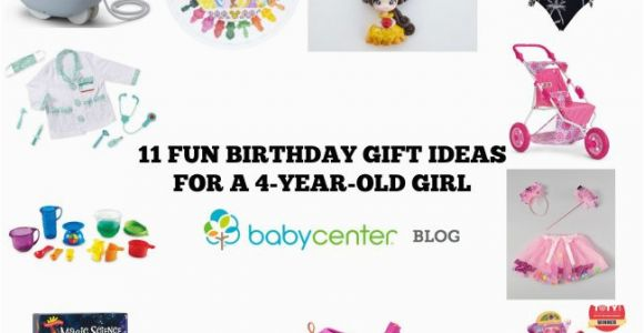 4 Year Old Birthday Girl Gift Ideas 11 Super Fun Birthday Gift Ideas for A 4 Year Old Girl