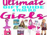 4 Year Old Birthday Girl Gift Ideas Best Gifts 4 Year Old Girls Will Love