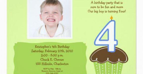 4 Year Old Birthday Invitation Wording 10 Invite Decision Free