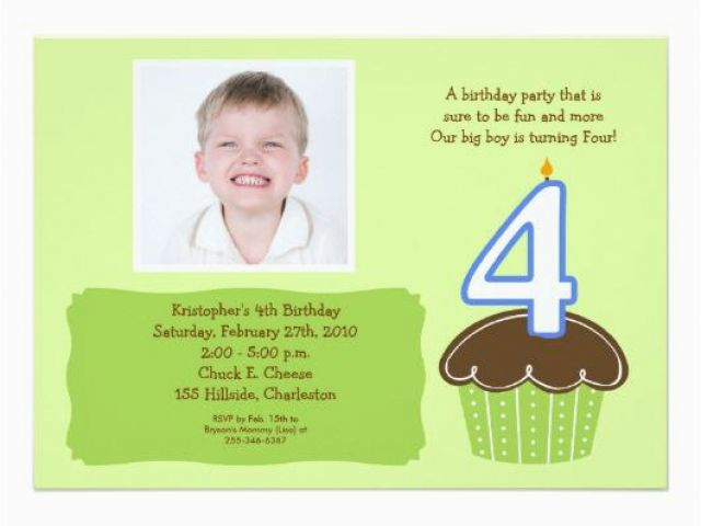 Download By SizeHandphone Tablet Desktop Original Size Back To 4 Year Old Birthday Invitation Wording