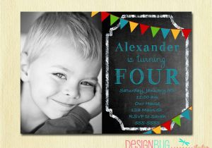 4 Year Old Birthday Invitation Wording 4 Years Old Birthday Invitations Wording Free Invitation
