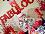 40 Birthday Decorations Ideas 40 Fabulous Party Style with Nancy