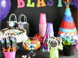 40 Birthday Decorations Ideas 40th Birthday Party Throw A 40 is A Blast Party
