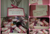 40 Birthday Gifts for Her Quot some People Say Turning 40 Quot Birthday Gift Basket Idea