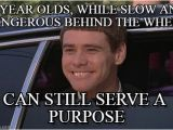 40 Year Old Birthday Memes 40 Year Olds while Slow and Dangerous Behind the On