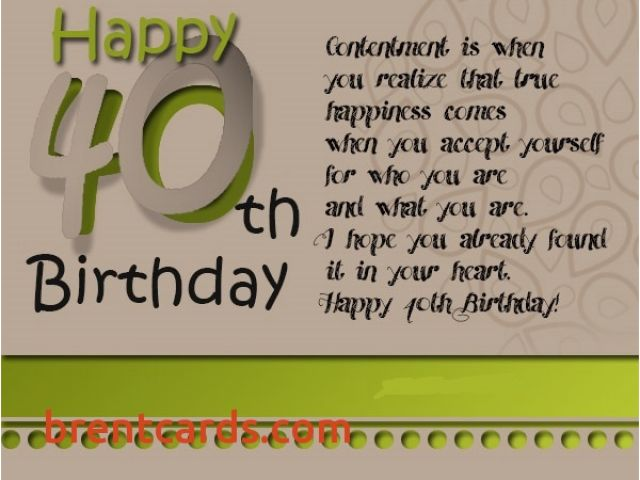 Download By SizeHandphone Tablet Desktop Original Size Back To 40th Birthday Card Messages Funny