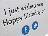 40th Birthday Cards for Facebook Facebook Birthday Card Digby Rose Digby Rose