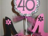 40th Birthday Centerpiece Decorations 25 Best Ideas About 40th Birthday Centerpieces On