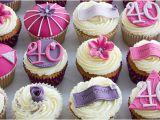 40th Birthday Cupcake Decorations 40th Birthday Gift Ideas Purseblog