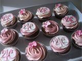 40th Birthday Cupcake Decorations Wild Sugar Rose Wedding Cakes Cupcakes and Cake
