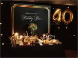40th Birthday Decoration Ideas for Men Unique 40th Birthday for Husband Photo Gallery Of the