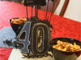 40th Birthday Decorations for Men A Christian themed Manly Surprise 40th Birthday Party