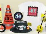 40th Birthday Gag Gifts for Him 40th Birthday Gag Gifts Party City