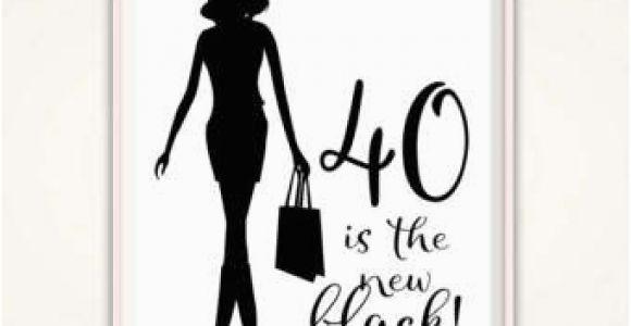 40th Birthday Gifts for Him Etsy 40th Birthday Gifts for Woman 40th Birthday Prints for