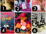 40th Birthday Ideas for A Woman the 12 Best 40th Birthday themes for Women Catch My Party