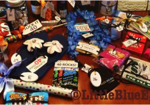 40th Birthday Ideas For Female Friend 40 Gifts Birthdays Little Blue Egg