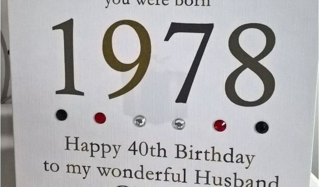 Download By SizeHandphone Tablet Desktop Original Size Back To 40th Birthday Ideas For Son