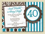 40th Birthday Invitation Cards Designs Invitations for 40th Birthday Quotes Quotesgram
