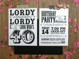 40th Birthday Invitation Templates Free Download 40th Birthday Invitations Templates Best Party Ideas