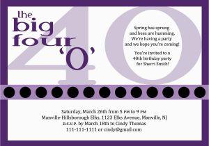 40th Birthday Invitation Wording for Men 40th Birthday Quotes for Men Quotesgram