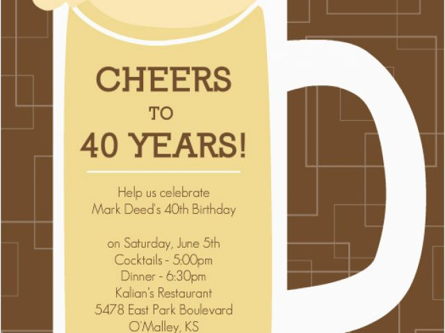 Download By SizeHandphone Tablet Desktop Original Size Back To 40th Birthday Invitations Ideas