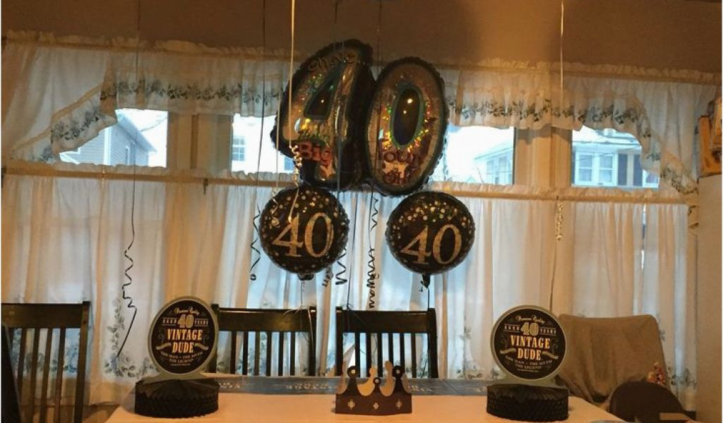 Download By SizeHandphone Tablet Desktop Original Size Back To 40th Birthday Party Decorations
