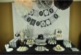 40th Birthday Party Decorations for Men 40th Birthday Party Centerpiece Ideas 40th Birthday