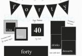 40th Birthday Party Invites Free Templates Free 40th Birthday Invitation Template orderecigsjuice Info