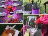 40th Birthday Table Decoration Ideas 40th Birthday Party Ideas Backyard Table Decorating Ideas