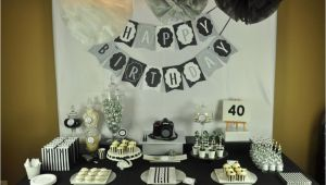 40th Birthday Table Decoration Ideas Mon Tresor Sweet Table Contest Submission Round 6