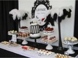 40th Birthday Table Decorations Ideas Leonie 39 S Cakes and Parties Leonie 39 S 40th Fancy