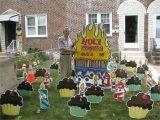 40th Birthday Yard Decorations 40th Birthday Yard Signs Sign Shack Ga
