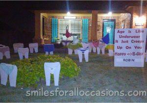 40th Birthday Yard Decorations Elegant For 50th Party