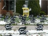 40th Birthday Yard Decorations order This Turning 40 Stinks Birthday Lawn Sign From Http